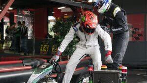 Cambio pilota - VKI 2h Endurance No Stop, 4 novembre 2018